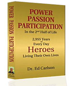 Power Passion Participation In the 2nd Half of Life